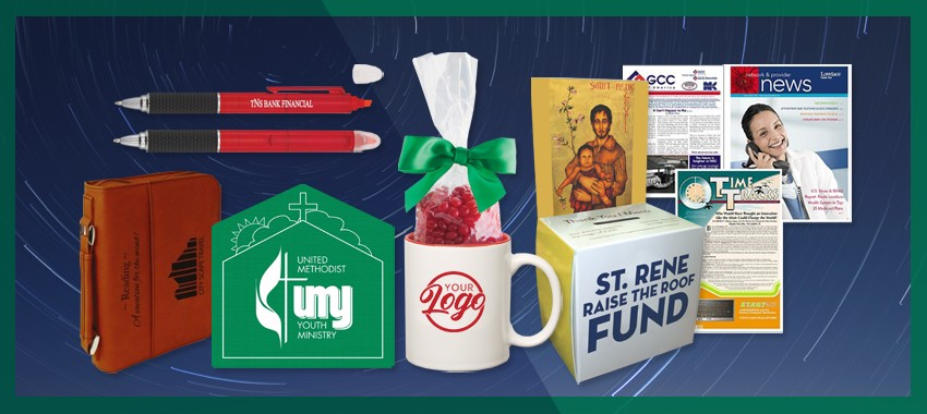 6 Promotional Products for Religious Institutions